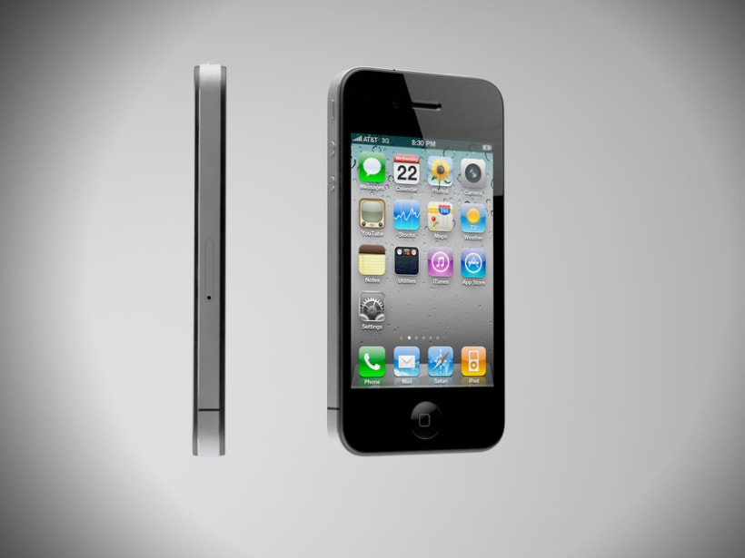 Apple iPhone 4 1