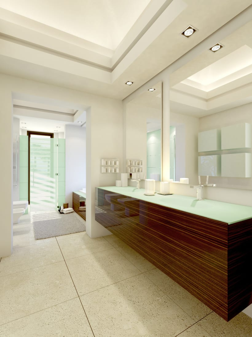 Guadalmina Bathroom 2