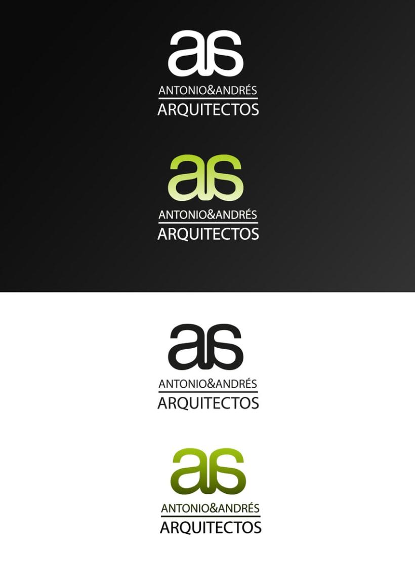 Logotipo para estudio de arquitectura domestika for Estudio de arquitectura