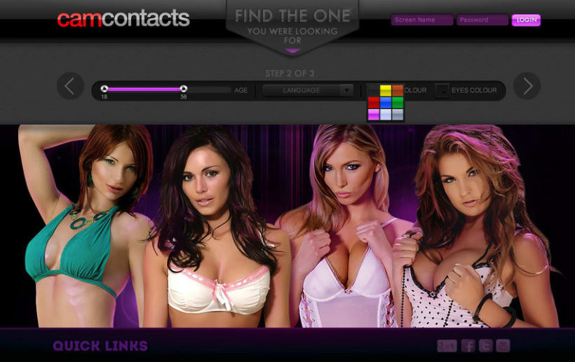 Cam contacts 3
