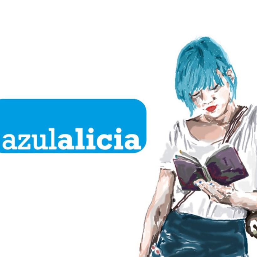 Azul Alicia 1