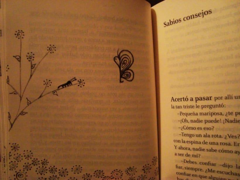 Alas de mariposa - Editorial Bambú 4
