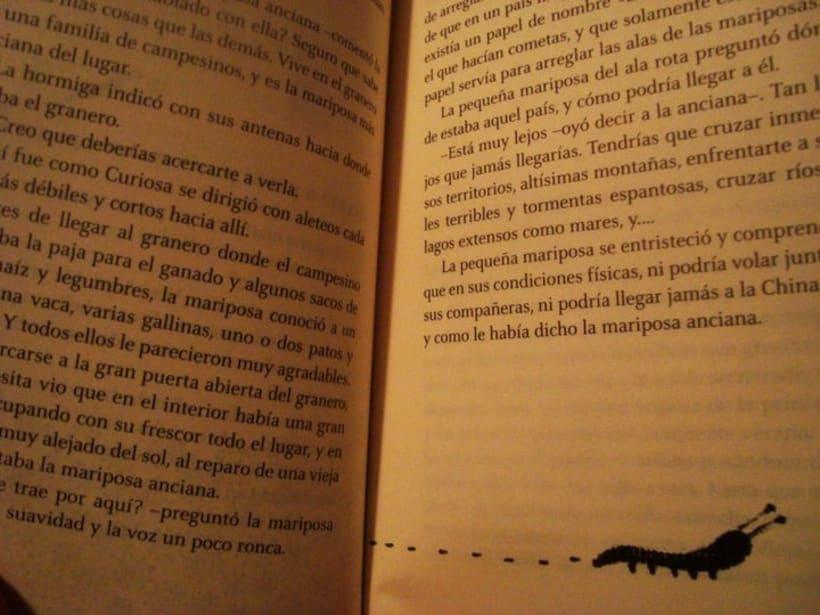 Alas de mariposa - Editorial Bambú 3
