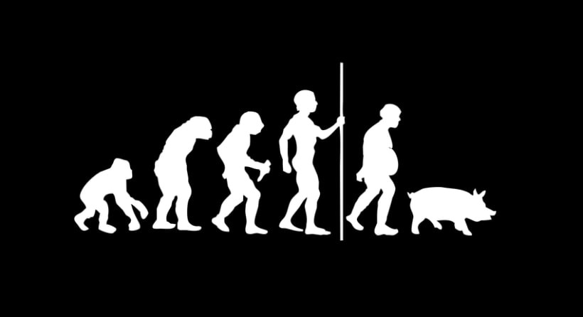 Men-evolution 3