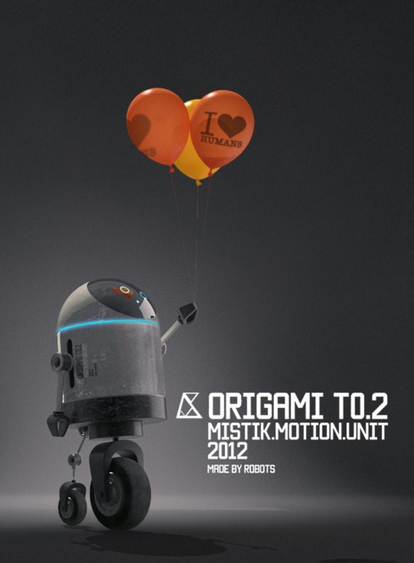 Origami T0.2 5