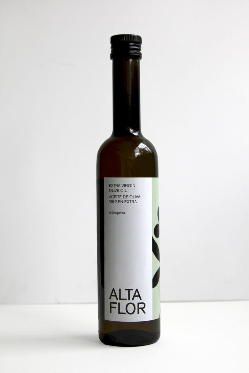 Alta Flor Olive Oil 2