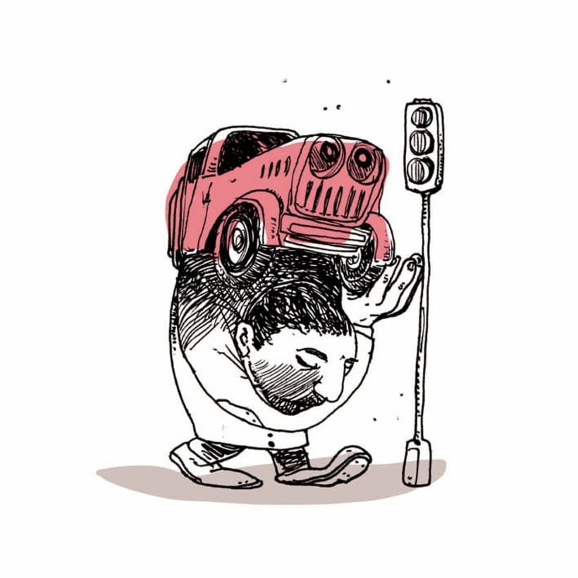 Merchandesign Auto-promocional a partir de obra artística 11