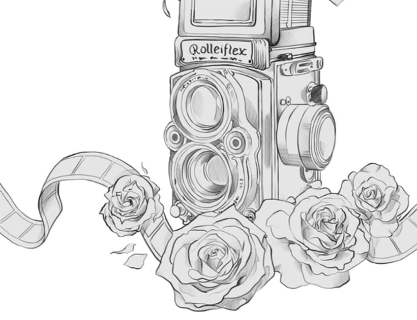 Rolleiflex Tattoo 2