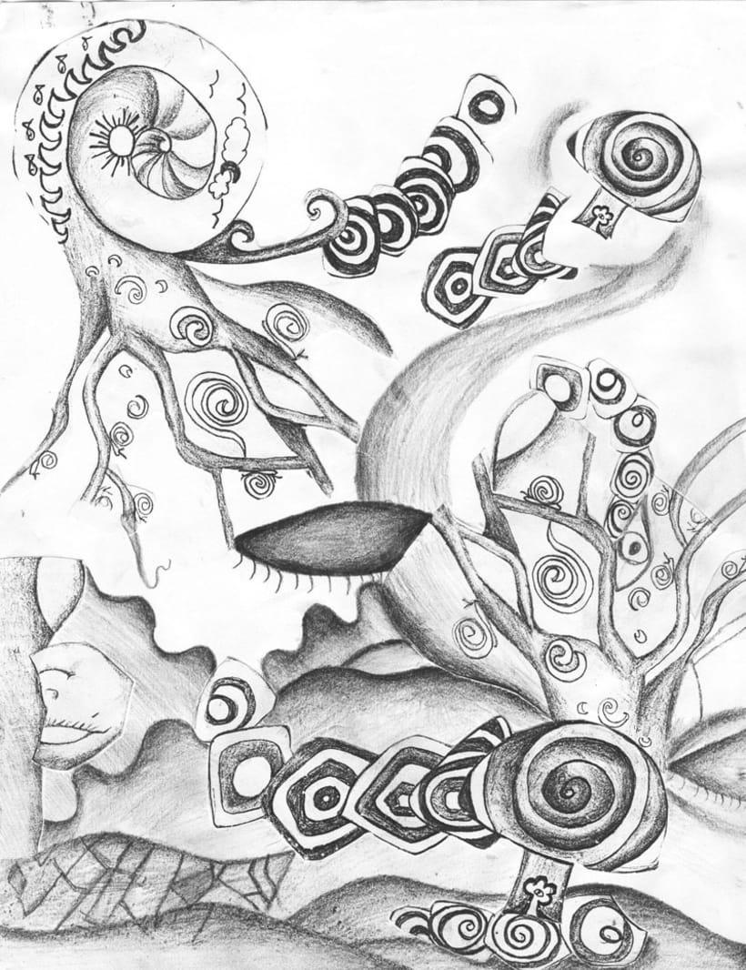 Líneas surrealistas 5