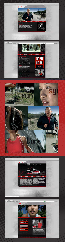 Web Nike plus 1