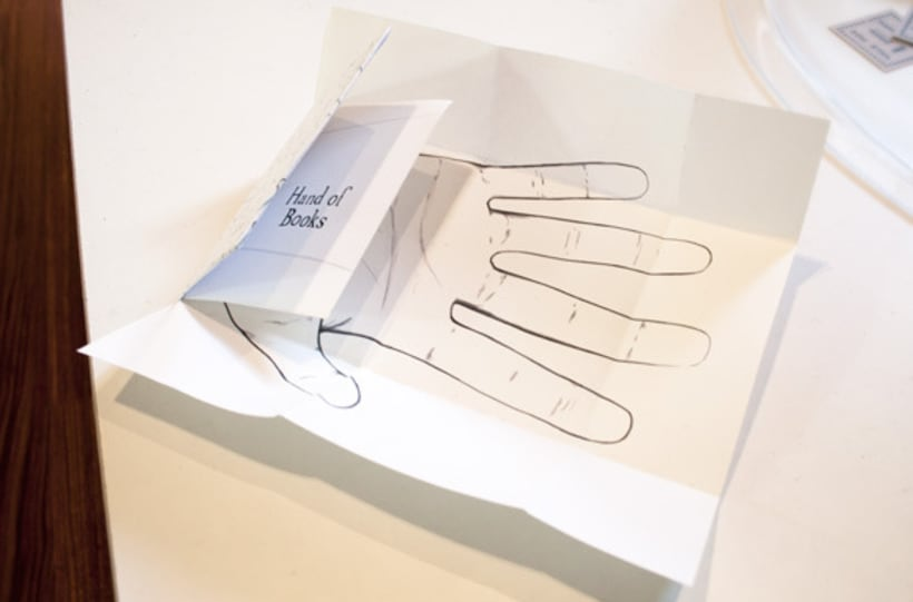 Hand of Books 3