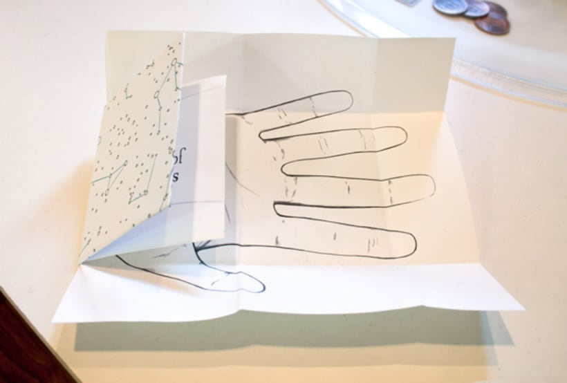 Hand of Books 5