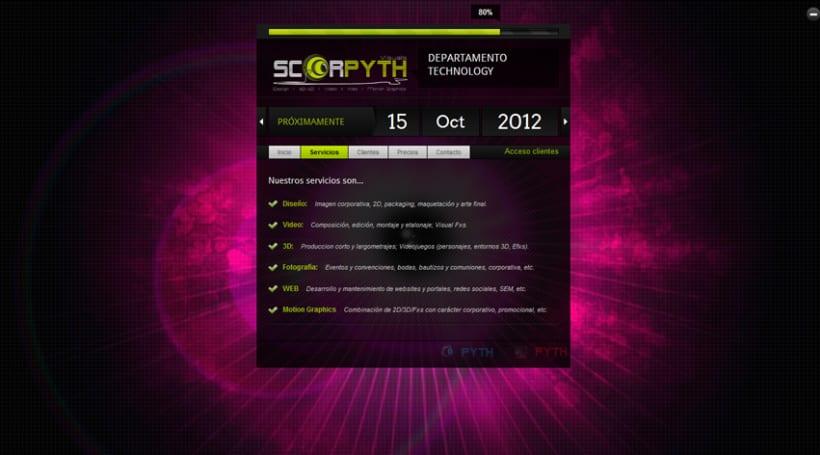 Scorpyth 3