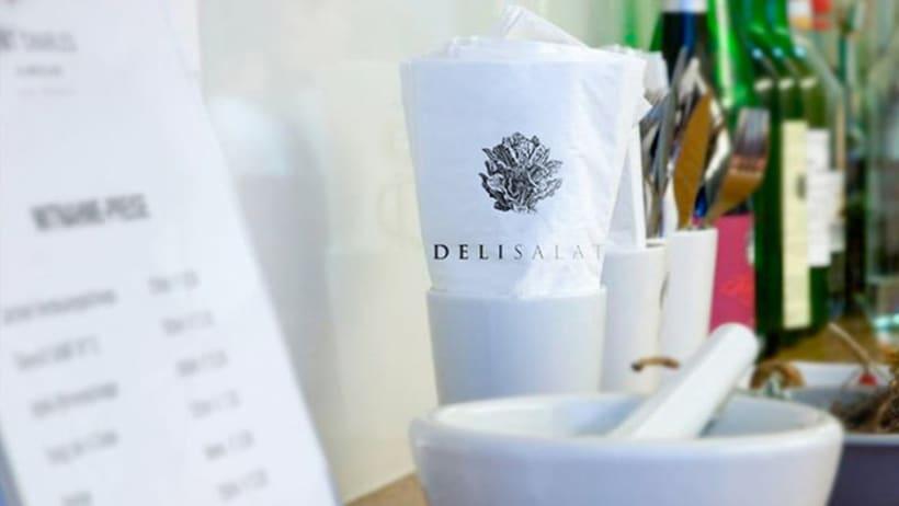 Restaurante Delisalat 1