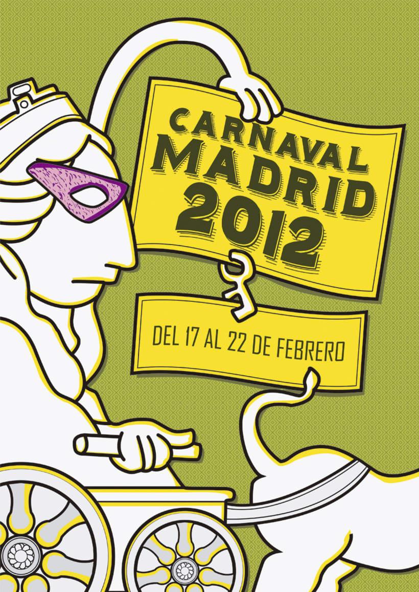 Carnaval Madrid 2012 1
