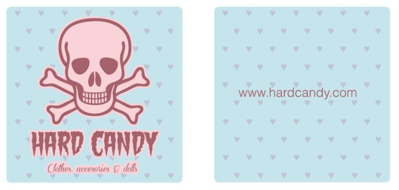 Marca para Hard Candy 4