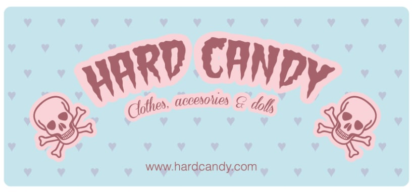 Marca para Hard Candy 2