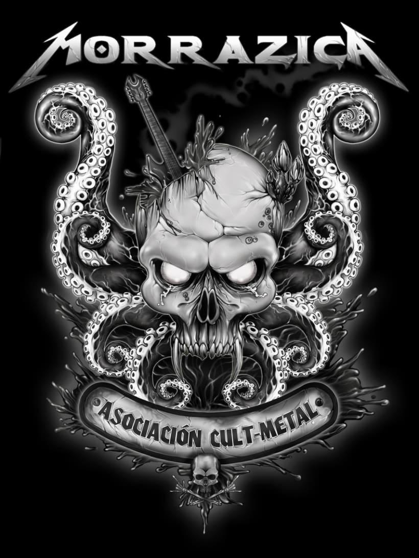 Morrazica Cult Metal 1