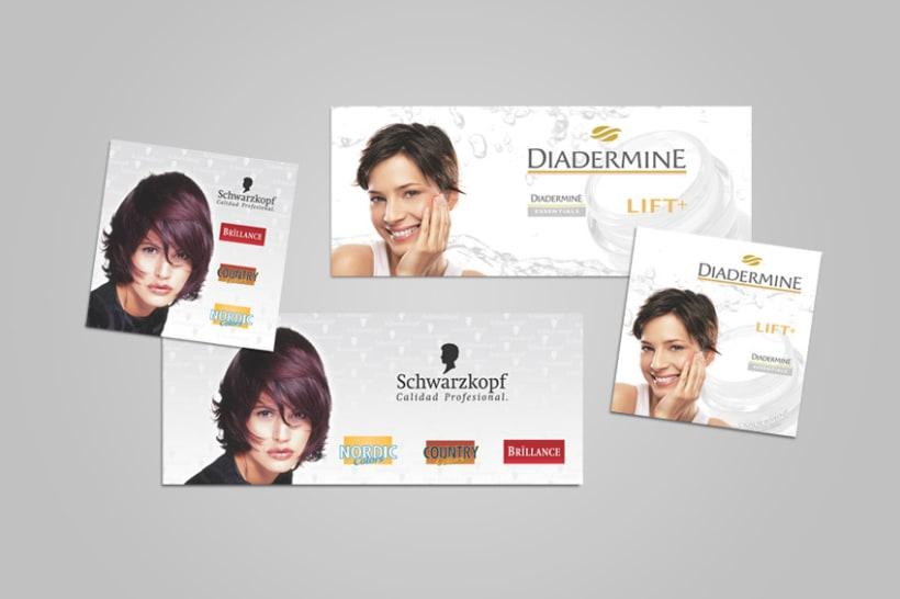 Diadermine   Schwarzkopf  - Product Promotion 1