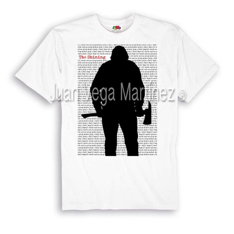 Camisetas con diseños exclusivos 100