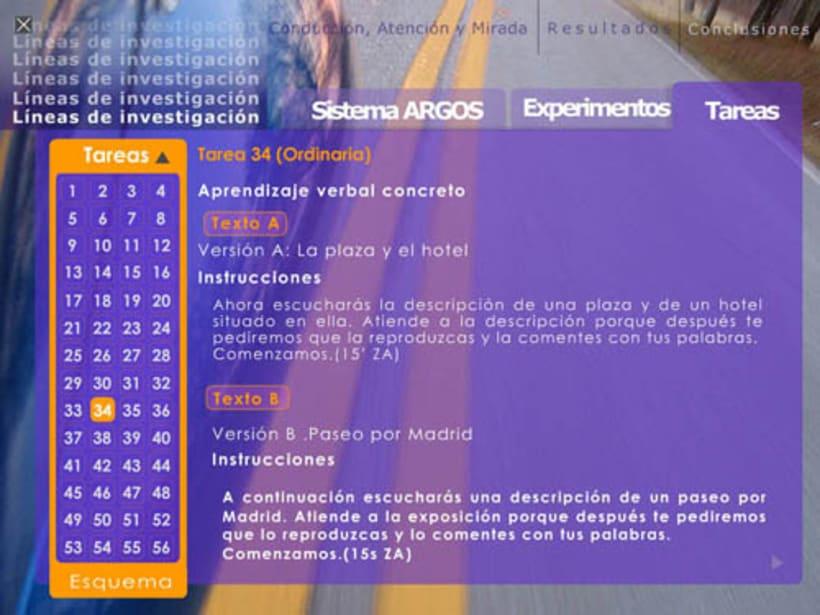 Programa ARGOS 5