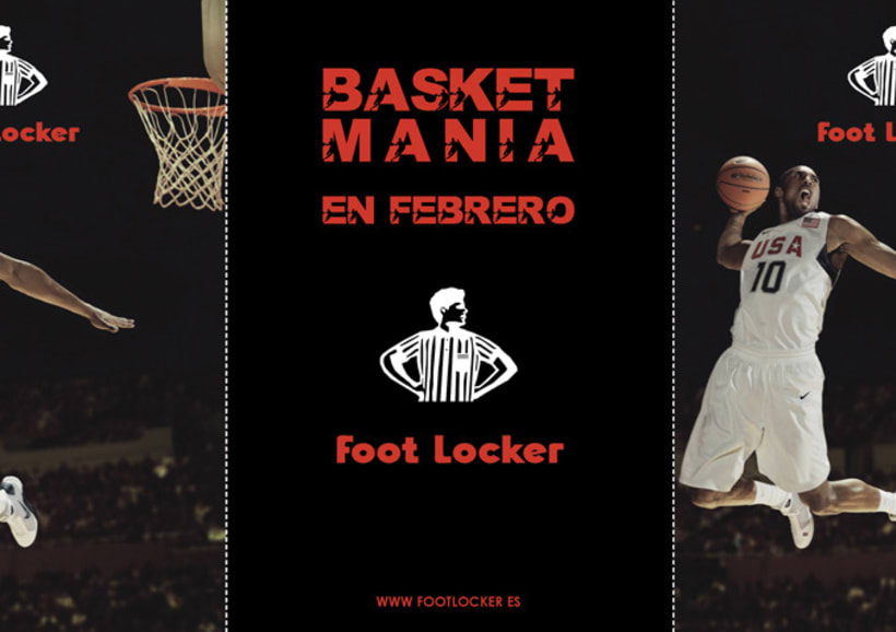 Folleto Foot Locker 1