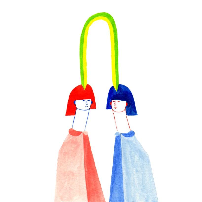 Watercolors 1