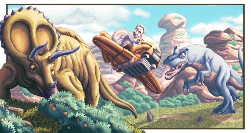 Ilustración fantástica y de ciencia-ficción 6
