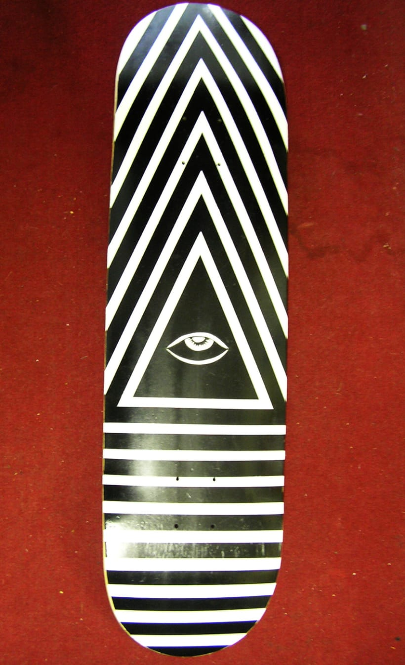 Omniscious skate 1
