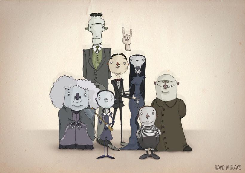 Diseño de personajes 1