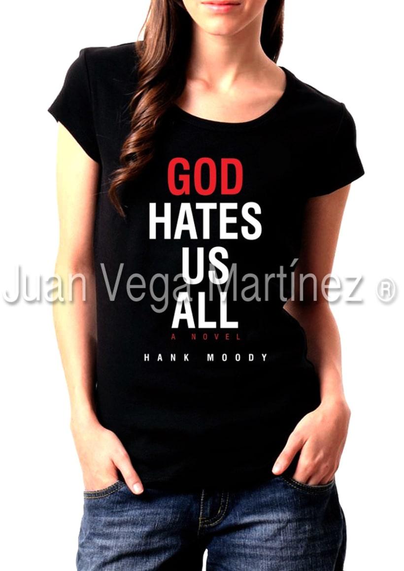 Camisetas con diseños exclusivos 86