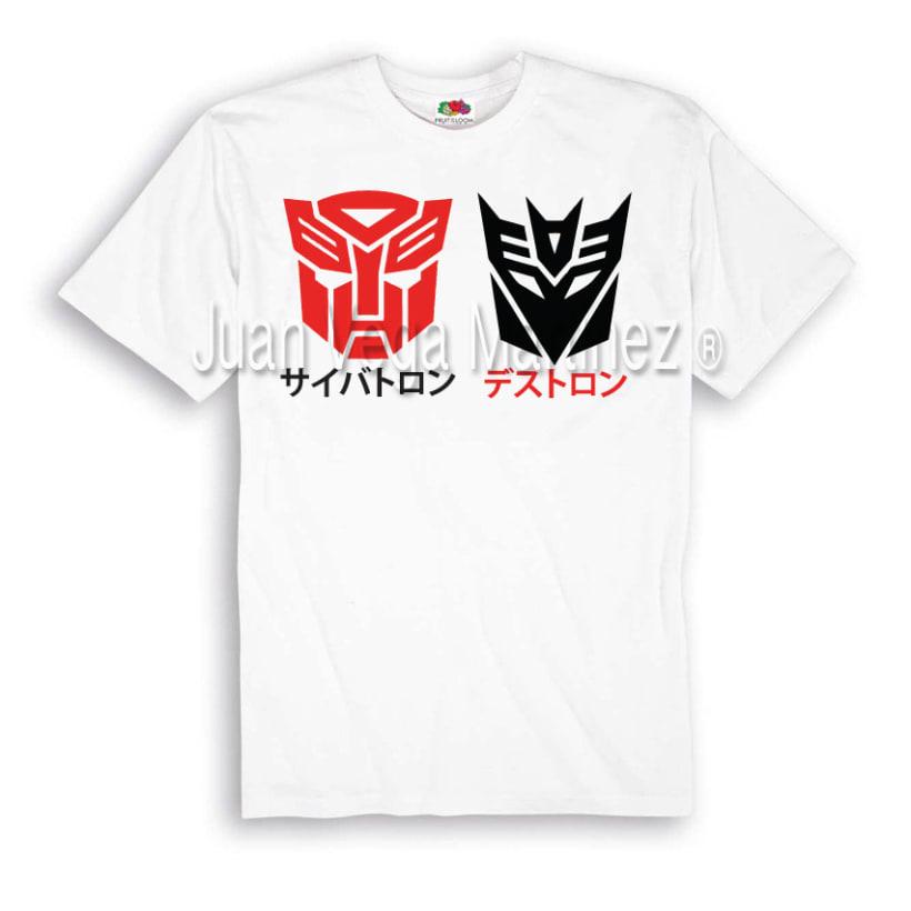 Camisetas con diseños exclusivos 36