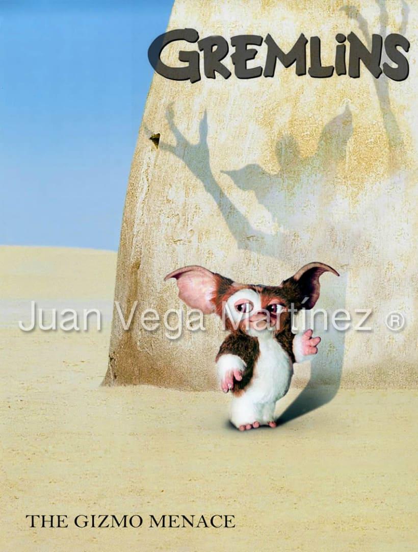Posters de cine. Envío por email en formato de alta calidad para su impresión por 10€ la unidad  4