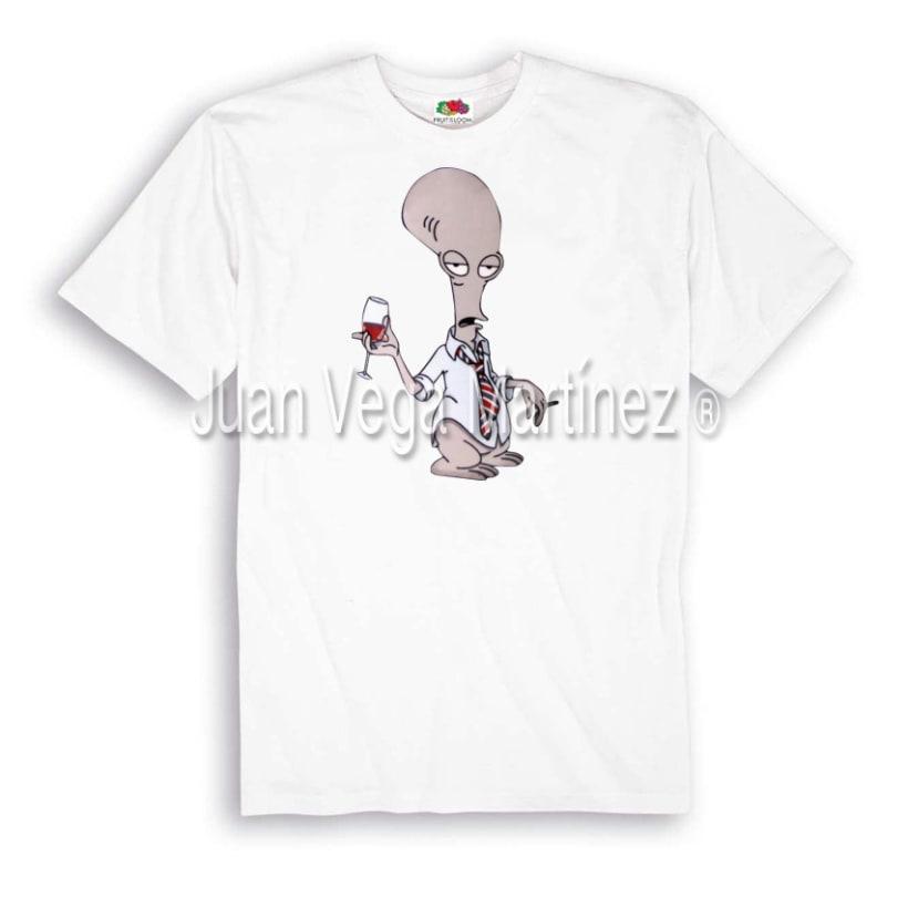 Camisetas con diseños exclusivos 25
