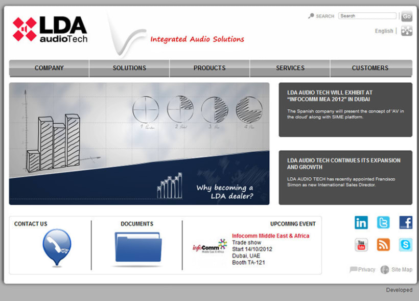 LDA Audio Tech 1
