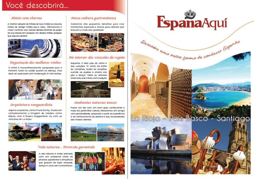 Perfiles de viaje para España Aqui y CVC 11