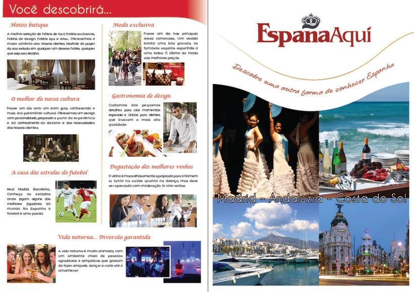 Perfiles de viaje para España Aqui y CVC 7