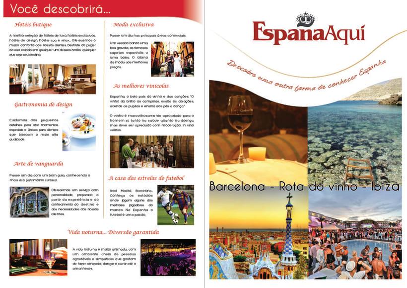 Perfiles de viaje para España Aqui y CVC 3