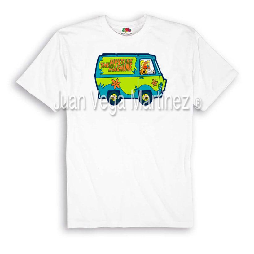 Camisetas con diseños exclusivos 23