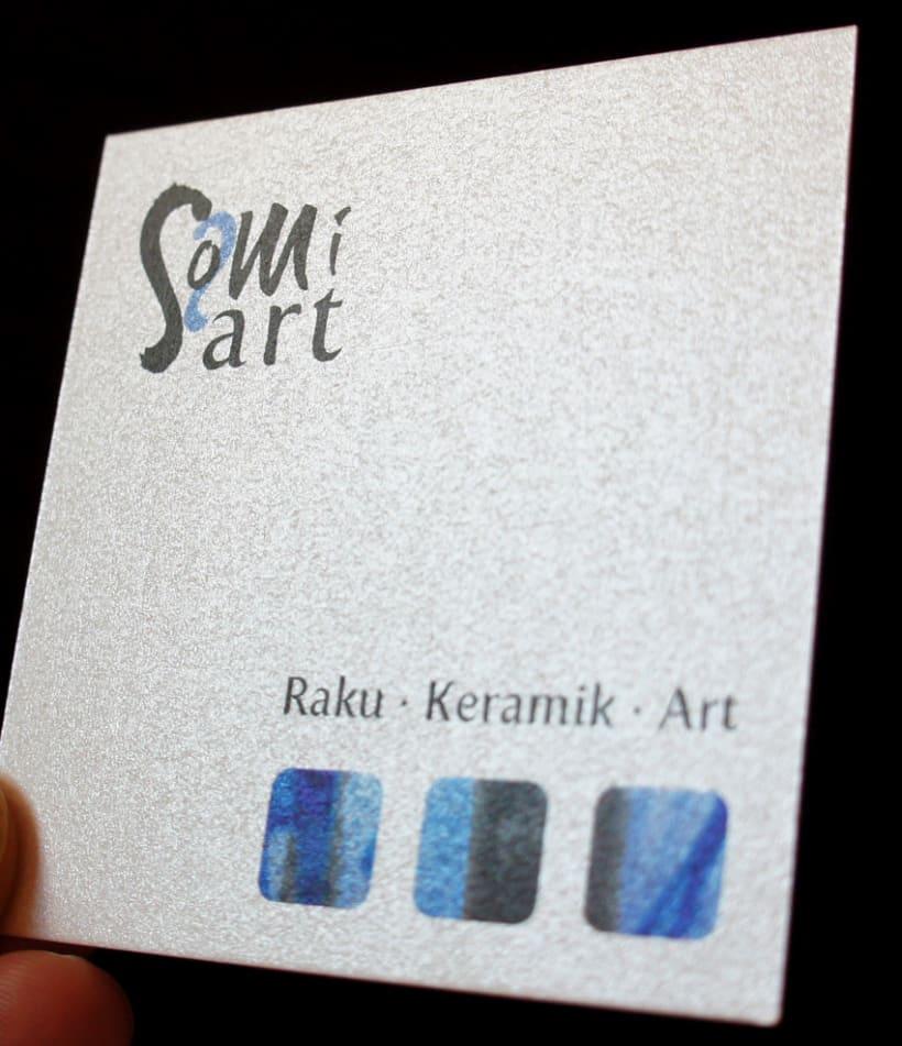 SoMiArt-Logo&cards  6