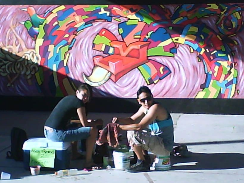 quetzalcotl mural 4