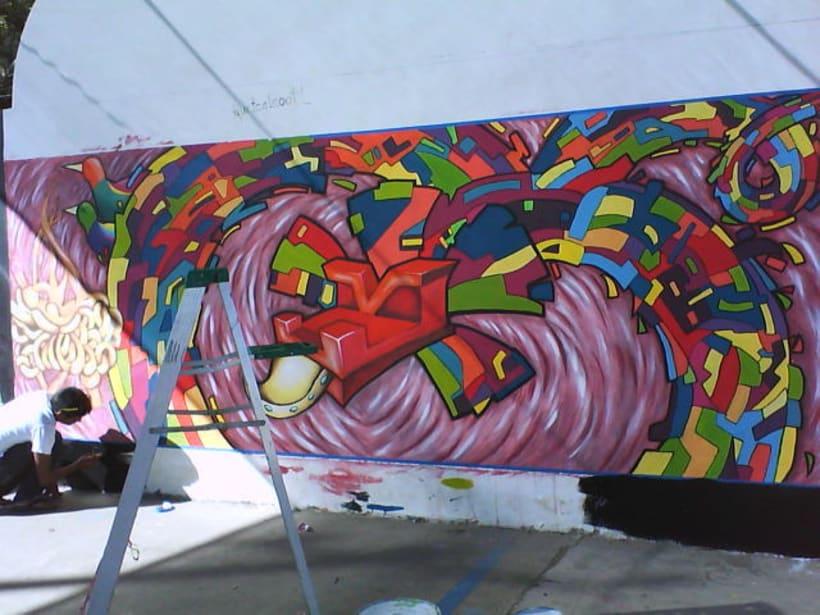quetzalcotl mural 3