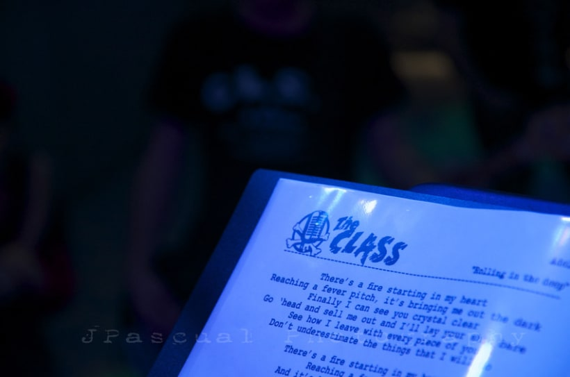 The Class Karaoke Night Live 10/10/2012 24