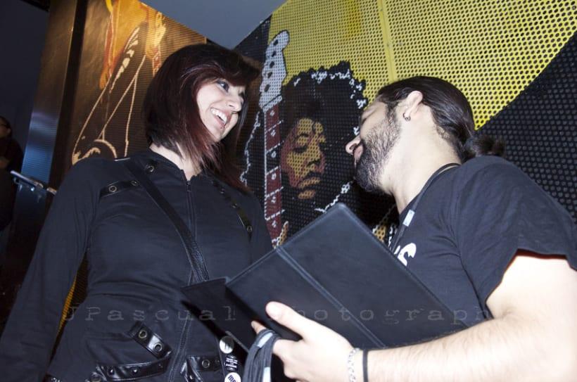The Class Karaoke Night Live 10/10/2012 17