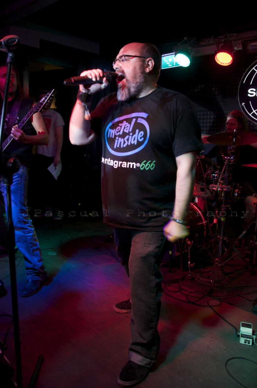 The Class Karaoke Night Live 10/10/2012 14