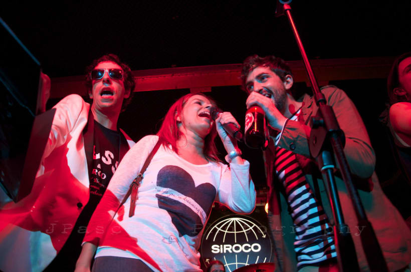 The Class Karaoke Night Live 10/10/2012 5