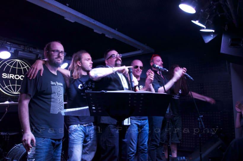 The Class Karaoke Night Live 10/10/2012 2