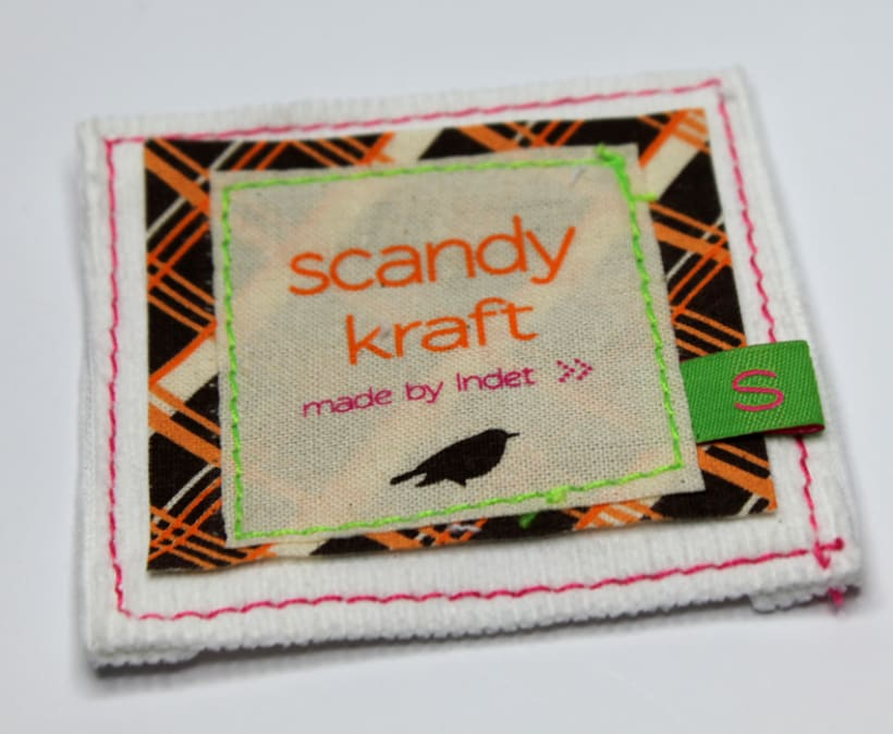Handmade label collection 6