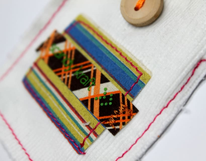 Handmade label collection 5