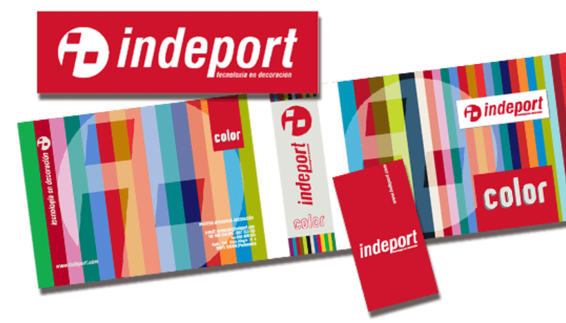 Indeport · Product Catalog 1